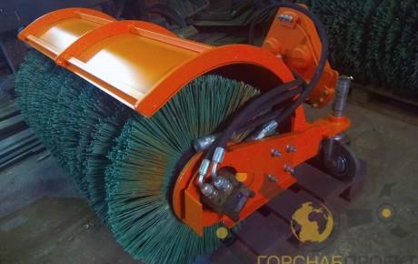 Щётка дорожая для коммунальной машины Bucher Schӧrling CityCat 1000